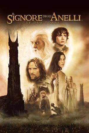 A Gyűrűk Ura: A két torony poszter