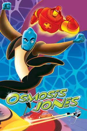 Ozmózis Jones - A belügyi nyomozó