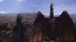 三大怪獣 地球最大の決戦 háttérkép