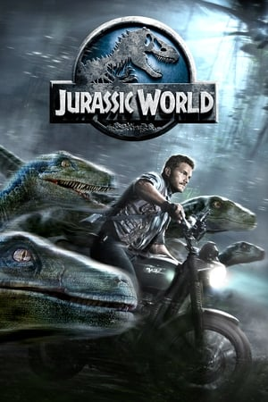 Jurassic World poszter