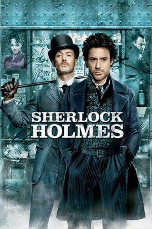 Sherlock Holmes poszter