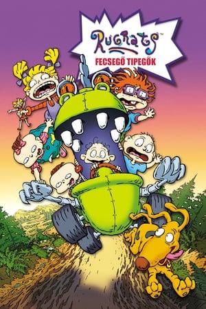 Rugrats mozi - Fecsegő tipegők