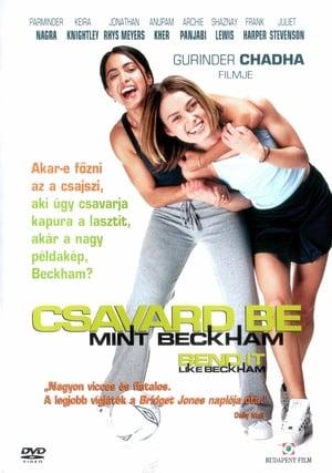 Csavard be, mint Beckham