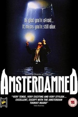 Amszterdam, a rettegés városa poszter