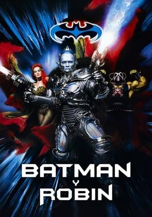Batman és Robin poszter