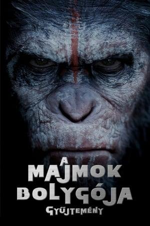 A majmok bolygója (előzmény) filmek