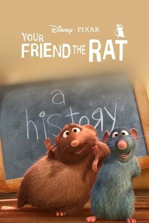 Barátod, a patkány poszter