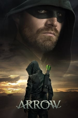 A zöld íjász poszter
