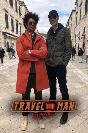Travel Man: 48 Hours in... poszter