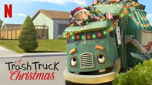 A Trash Truck Christmas háttérkép
