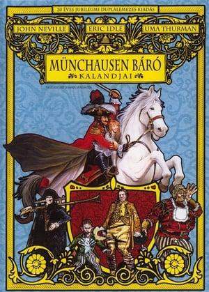 Münchausen báró kalandjai