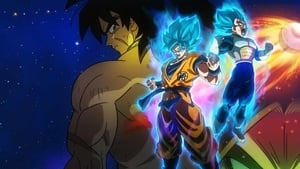 Dragon Ball Super Mozifilm -  Broly háttérkép
