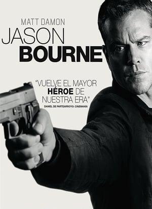 Jason Bourne poszter