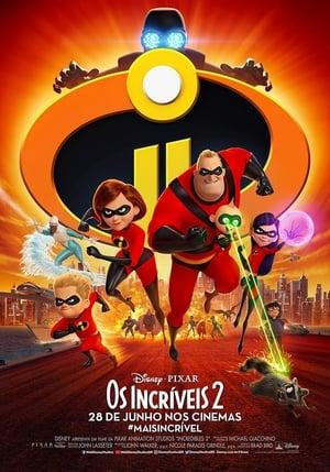A hihetetlen család 2. poszter