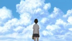 Az idő fölött járó lány háttérkép