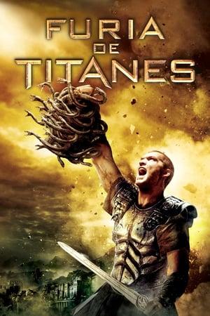 A titánok harca poszter