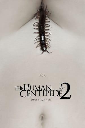 Az emberi százlábú 2 poszter