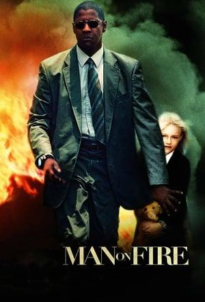 A tűzben edzett férfi poszter