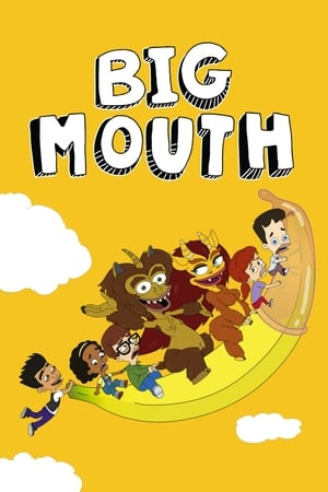 Big Mouth poszter