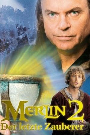 Merlin 2 - A varázslóinas