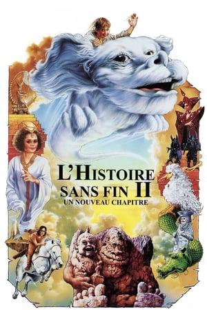 Végtelen történet 2. poszter