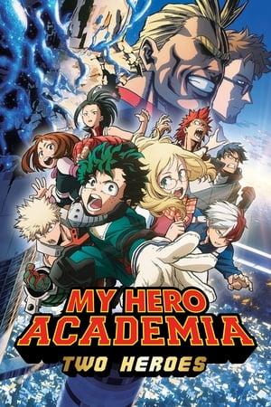 Boku no Hero Academia mozifilm: Két hős poszter