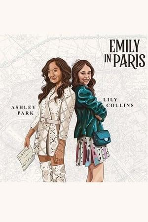 Emily Párizsban poszter
