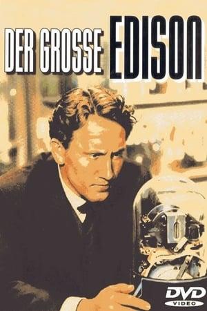 Edison, the Man poszter