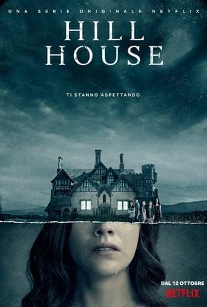 A Hill-ház szelleme poszter