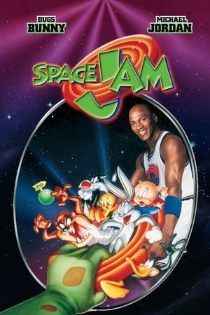 Space Jam - Zűr az űrben poszter