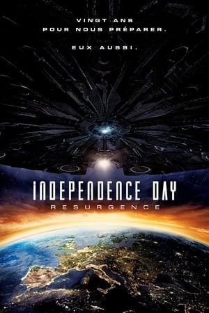 A függetlenség napja: Feltámadás poszter