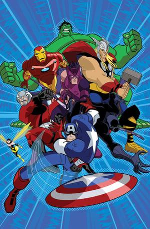 The Avengers: Earth's Mightiest Heroes poszter