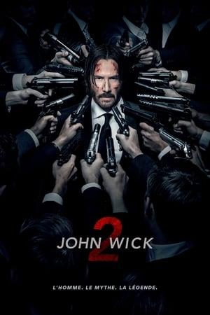 John Wick: 2. felvonás poszter