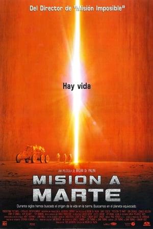 A Mars-mentőakció poszter