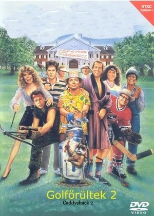 Golfőrültek 2 poszter