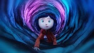 Coraline és a titkos ajtó háttérkép