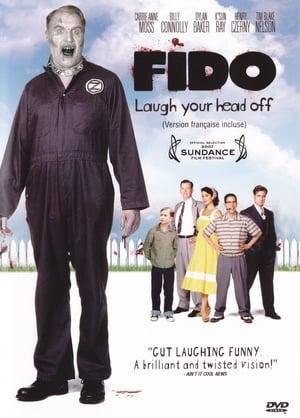 Fido (Hasznos a zombi a háznál) poszter