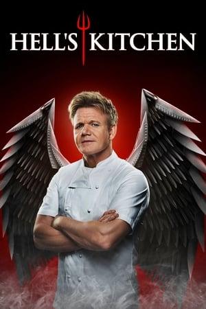 Gordon Ramsay - A pokol konyhája poszter