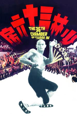 A Shaolin 36 próbatétele poszter