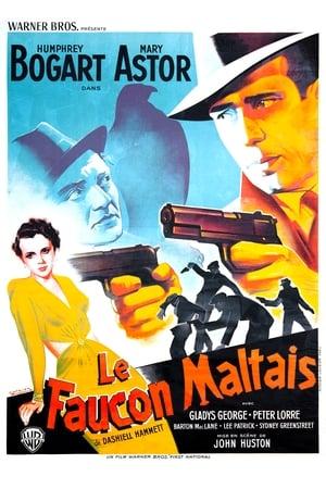 A máltai sólyom poszter