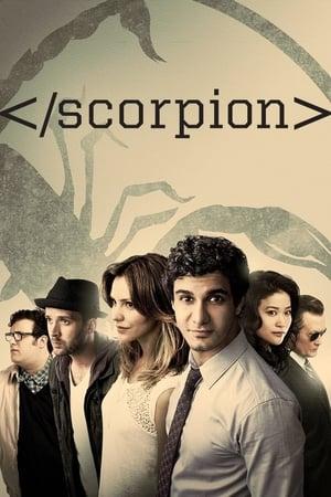 Skorpió - Agymenők akcióban poszter