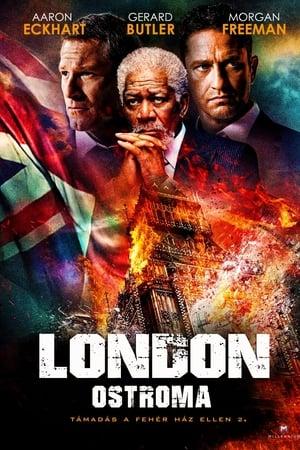 Támadás a Fehér Ház ellen 2. - London ostroma