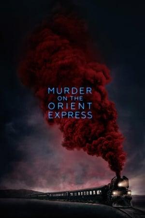 Gyilkosság az Orient expresszen poszter