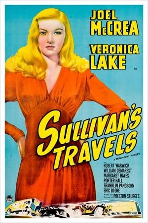Sullivan utazásai poszter
