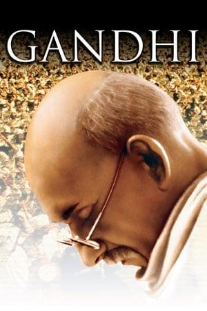 Gandhi poszter