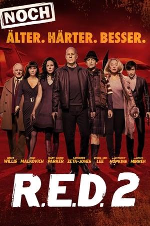 RED 2. poszter