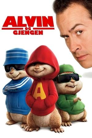 Alvin és a mókusok poszter