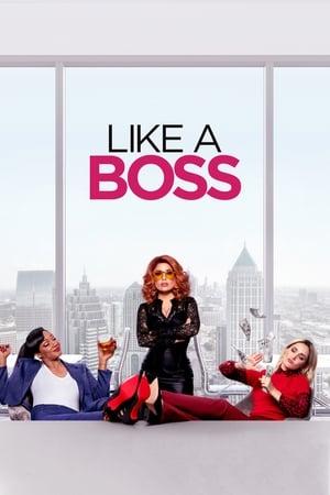 Mint egy főnök poszter