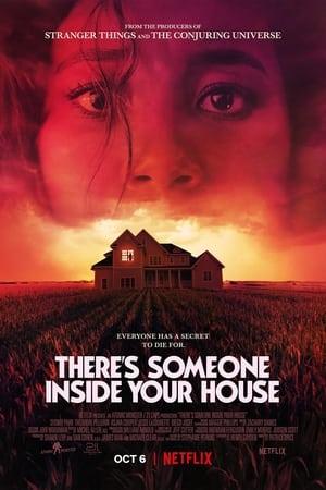 Valaki van a házadban poszter