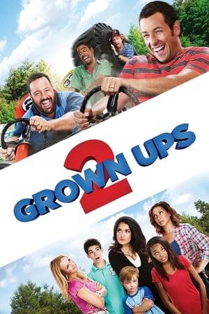 Grown Ups 2 poszter